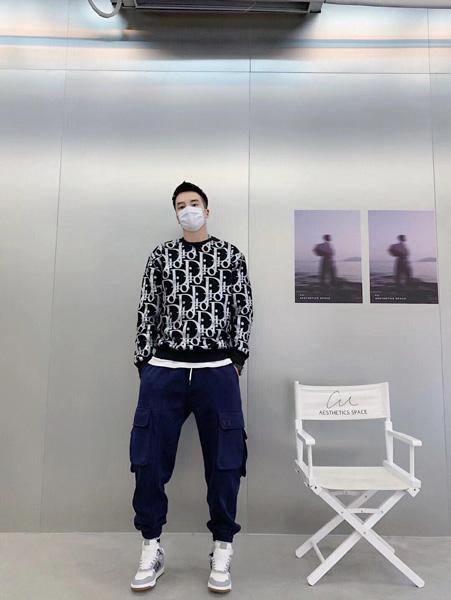 Dior リフレクティブ セーター