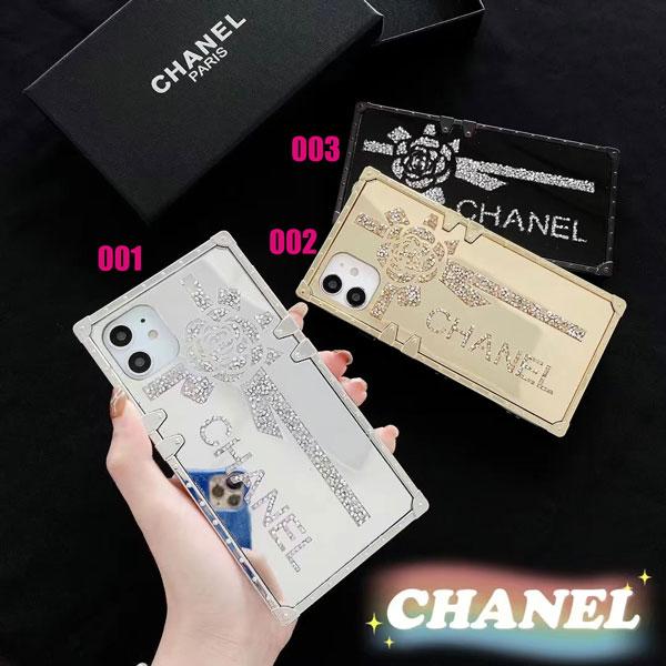 Chanel アイフォン12miniカバー